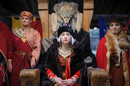 The Heiress - Ukraine